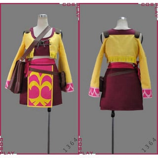 Gargantia on the Verdurous Planet Saaya Cosplay Costume