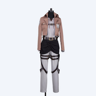 Attack on Titan Eren Jäger Cosplay Costume