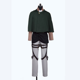 Attack on Titan Survey Legion Cosplay Costume