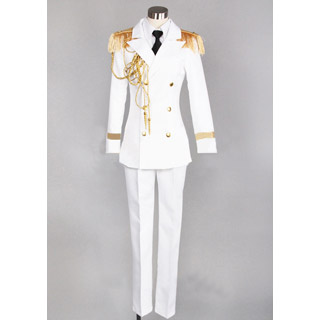 Uta no Prince-sama Shining All Star Cecil Aijima Cosplay Costume