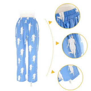 Attack on Titan Survey Legion Rivai Pajamas Pants Cosplay Costume