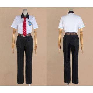 Free! Rei Ryugazaki Summer Uniform Cosplay Costume
