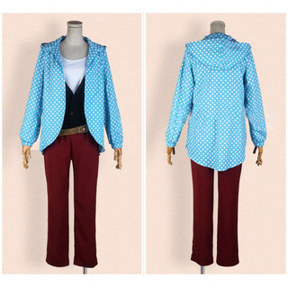 BROTHERS CONFLICT Louis Asahina Cosplay Costume