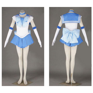 Sailor Moon Mizuno Ami Cosplay Costume