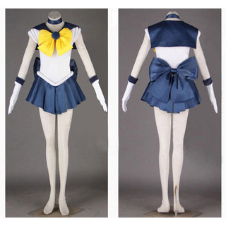 Sailor Moon Haruka Tenoh Cosplay Costume