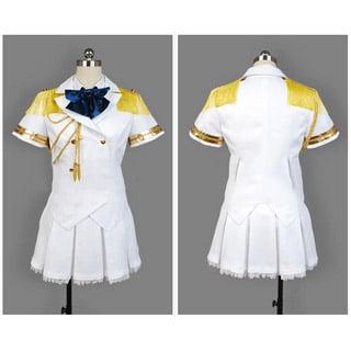 うたの☆プリンスさまっ♪ マジLOVE2000% 七海春歌(ななみ はるか)白い 軍服 コスプレ衣装