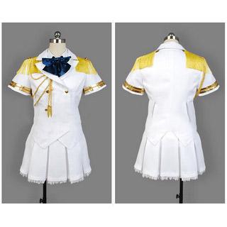 Uta no Prince-sama Haruka Nanami White military uniform Cosplay Costume