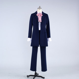 Test Version Ten Only Makai Ouji: Devils and Realist Sytry Cosplay Costume