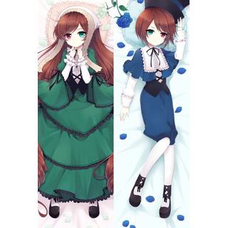 ローゼンメイデン 翠星石(すいせいせき/Jade Stern) 等身大抱き枕カバー、オリジナル抱き枕カバー、アニメ抱き枕