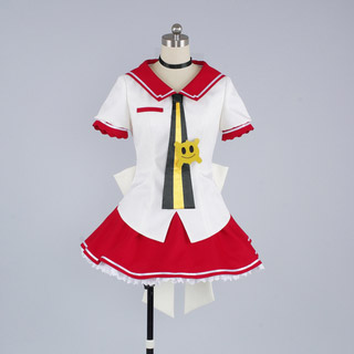Day Break Illusion Akari Taiyo Cosplay Costume