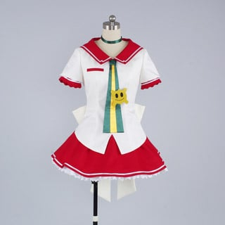 Day Break Illusion Akari Taiyo Cosplay Costume ver2