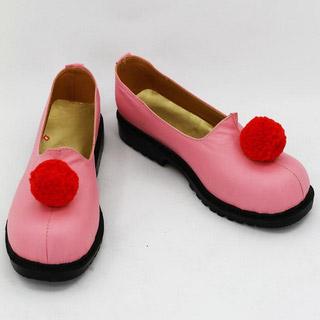 カードキャプターさくら パワー ピンク コスプレ靴