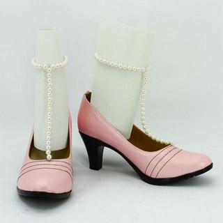 カーニヴァル イヴァ ピンク  コスプレ靴