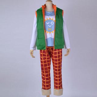 Free! Rin Matsuoka Memories of childhood Cosplay Costume