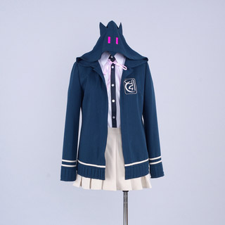 Test Version Ten Only Danganronpa Chiaki Nanami Cosplay Costume