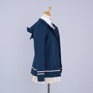 スーパーダンガンロンパ2 さよなら絶望学園 七海千秋  コスプレ衣装