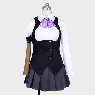 Test Version Ten Only Unbreakable Machine-Doll Charlotte Belew Cosplay Costume