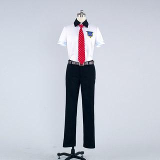 Free! 竜ヶ崎 怜(りゅうがざき れい) 夏日の制服 コスプレ衣装