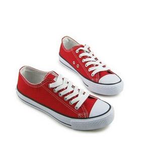 ダンガンロンパ 希望の学園と絶望の高校生 苗木 誠(なえぎ まこと) レッド 合皮 ゴム底 低ヒール コスプレ靴
