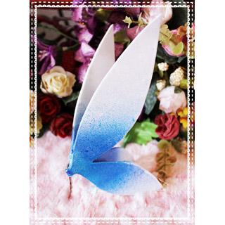 Fate/kaleid liner プリズマ☆イリヤ 美遊 蝶の髪飾り コスプレ道具