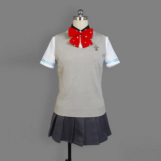 Free! 岩鳶高校 松岡 江(まつおか ごう) 夏日の制服 コスプレ衣装