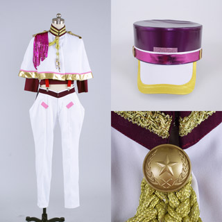Uta no Prince-sama Syo Kurusu Cosplay Costume Newer version