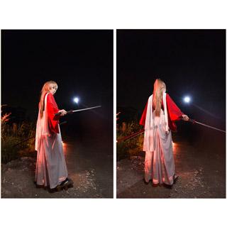 劇場版銀魂完結篇 沖田総悟(おきた そうご)フリーサイズ コスプレ衣装