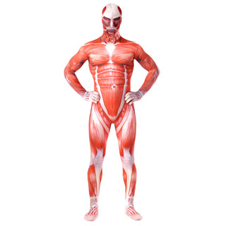 Attack on Titan Super-sized giant Lycra Spandex Zentai suit ver2