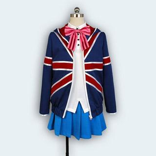 きんいろモザイク 九条 カレン(くじょう カレン) コスプレ衣装