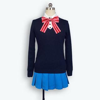 Kiniro Mosaic Aya Komichi Cosplay Costume
