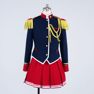 Test Version Ten Only Walkure Romanze: Shojo Kishi Monogatari Mio Kisaki Cosplay Costume