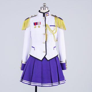 Test Version Ten Only Walkure Romanze: Shojo Kishi Monogatari Celia Cumani Aintree Cosplay Costume