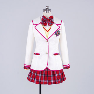 Test Version Ten Only Daitoshokan no Hitsujikai Tsugumi Shirasaki Cosplay Costume