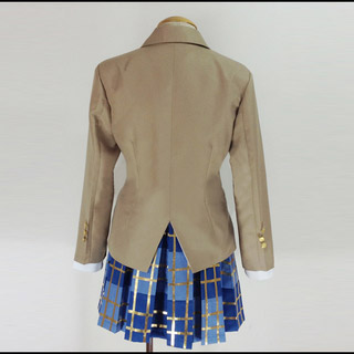 とある科学の超電磁砲S 御坂 美琴(みさか みこと) コスプレ衣装