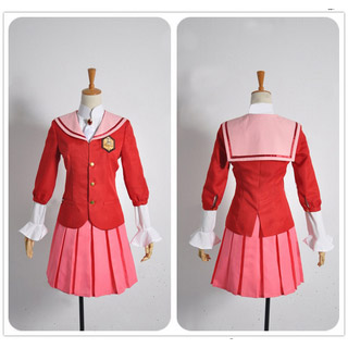 The World God Only Knows Kanon Nakagawa Cosplay Costume