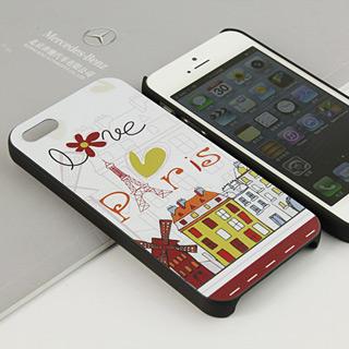 童話シリーズ 携帯ケース pcプラスチック iPhone5 ケース