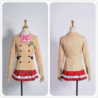 Valvrave the Liberator Shoko Sashinami Cosplay Costume