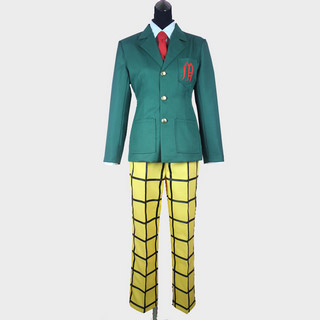 Yowamushi Pedal Yusuke Makishima School Uniform Cosplay Costume