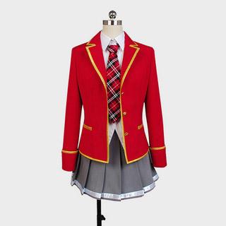 俺の脳内選択肢が、学園ラブコメを全力で邪魔している 遊王子 謳歌(ゆうおうじ おうか) コスプレ衣装