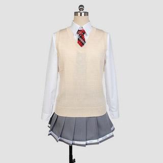 俺の脳内選択肢が、学園ラブコメを全力で邪魔している 雪平 ふらの(ゆきひら ふらの) コスプレ衣装