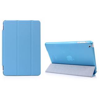 クラシカル iPad miniスタンドケース 超薄型 軽量タイプ オートスリープ機能付 iPadケース