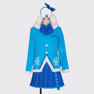 VOCALOID 雪初音ミク ワンフェス2012 コスプレ衣装