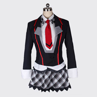 Senki Zessho SymphogearG Tsubasa Kazanari Cosplay Costume