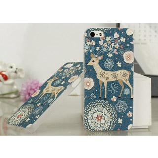 シカ 携帯ケース キュートiPhone5 ケース