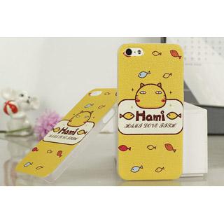 可愛い動物モチーフ携帯ケース iPhone5 ケース