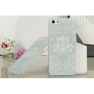 pcプラスチック携帯ケース イギリス風 iPhone5 ケース