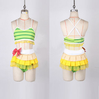 Love Live! Niko Yazawa Swimsuit Cosplay Costume