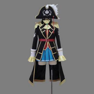 ミニスカ宇宙海賊 加藤 茉莉香(かとう まりか) コスプレ衣装
