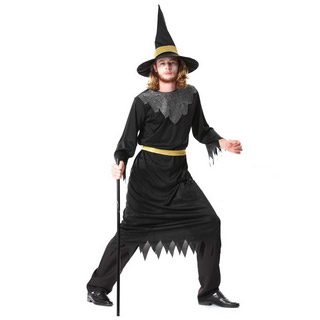Halloween Harry Potter wizard Male Party Cosplay Costume