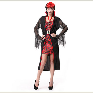 Halloween Vampire Female Party Cosplay Costume